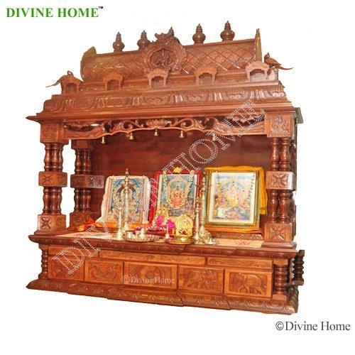Divine Home – Asia's Largest Pooja Altar Manufacturer